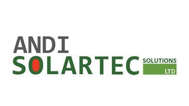 ANDI Solartec Solutions Logo