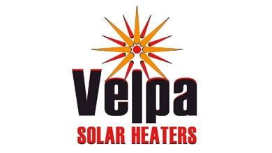 Velpa Solar Heaters Logo